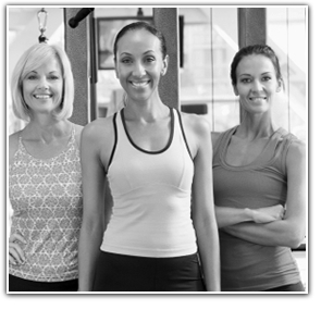 Image: Three New Jersey Certified Personal Trainers